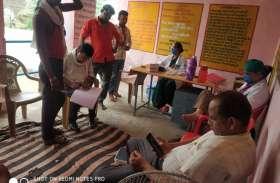 बाढ़ प्रभावित 38 गांव की आबादी को कोरोना के खिलाफ सुरक्षा कवच देने पर जोर