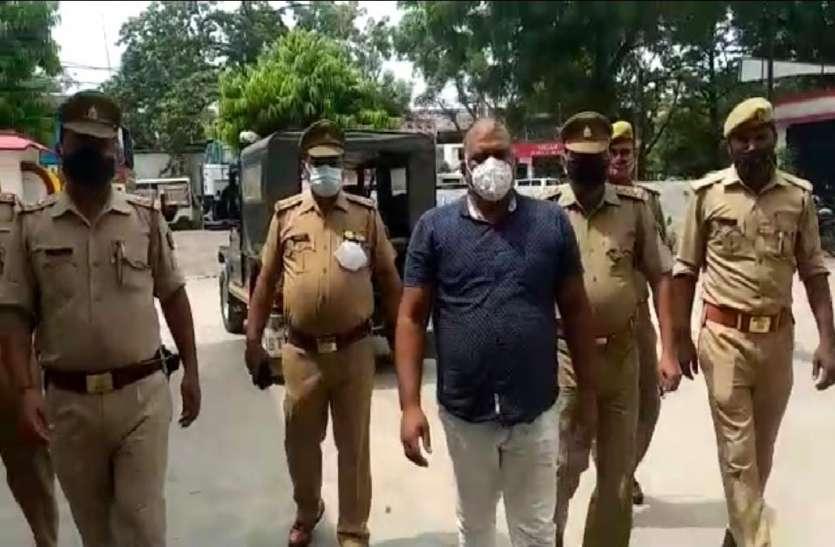 Mukhtar Ansari Ambulance Case में ईनामिया आनंद यादव को पुलिस ने किया गिरफ्तार, लंबे समय से था फरार