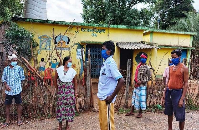 कोरोना वायरस से बचाव का टीका लगवाने वाला पहला गांव, कायम की मिसाल