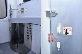निशातपुरा कोच फैक्ट्री में तैयार किए जा रहे विशेष प्रकार के कोच, कोरोना संक्रमण से करेंगे बचाव