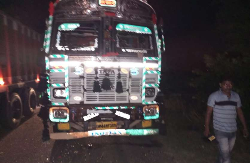 रायबरेली में बेकाबू ट्रक ने ली दो की जान एक गम्भीर रूप से घायल, जिला अस्पताल रेफर