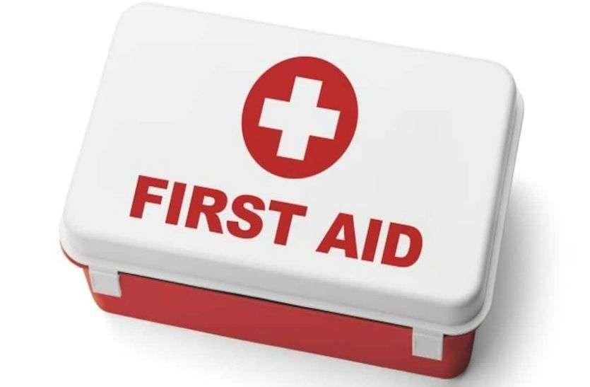 First Aid Tips :- प्राथमिक चिकित्सा की जरूर होना चाहिए जानकारी, जाने क्या है ध्यान रखने योग्य बातें