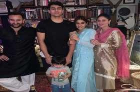सारा अली खान ने बताया सैफ-करीना के छोटे बेटे के बारें में, बोलीं- 'क्यूटनस की बॉल जैसा है वो'