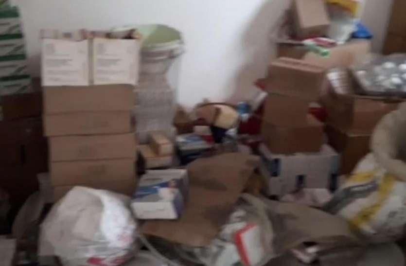 दिल्ली सरकार की दवाइयां यूपी के माफिया के घर में मिलीं, 80 प्रतिशत हो चुकी एक्सपायर