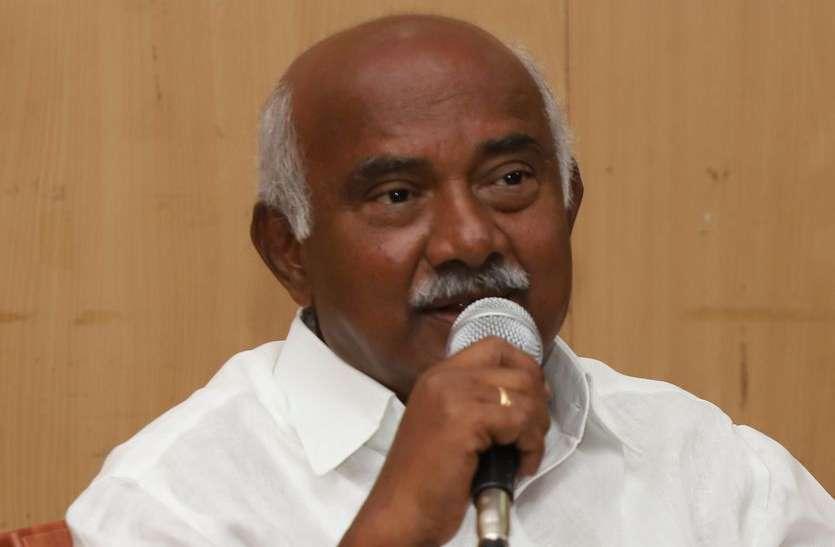 कर्नाटक : भाजपा नेता ने कहा, अब उनकी उम्र सीएम बनने की नहीं