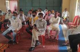 किसानों के साथ ठगी करने वाले व्यापारी गिरफ्तार, साढ़े तीन करोड़ का चना जब्त