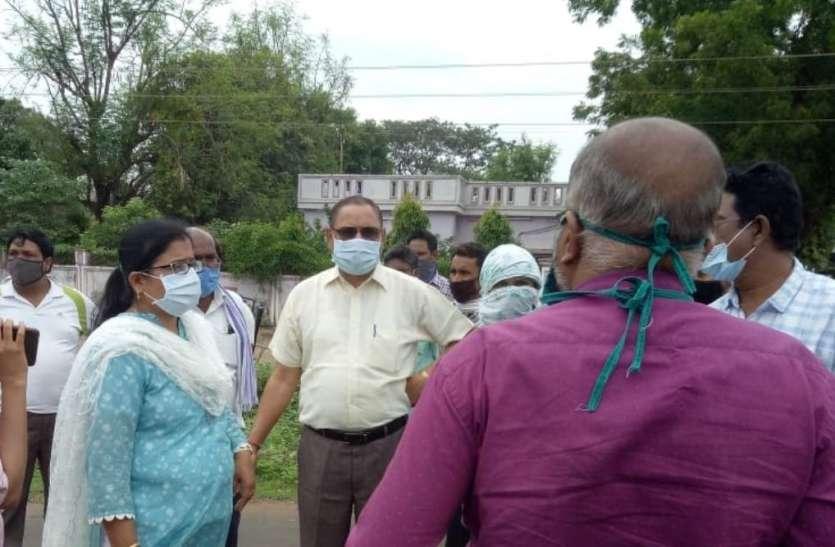 Breaking news निगम और बीएसपी के स्वास्थ्य विभाग अफसरों में तनातनी