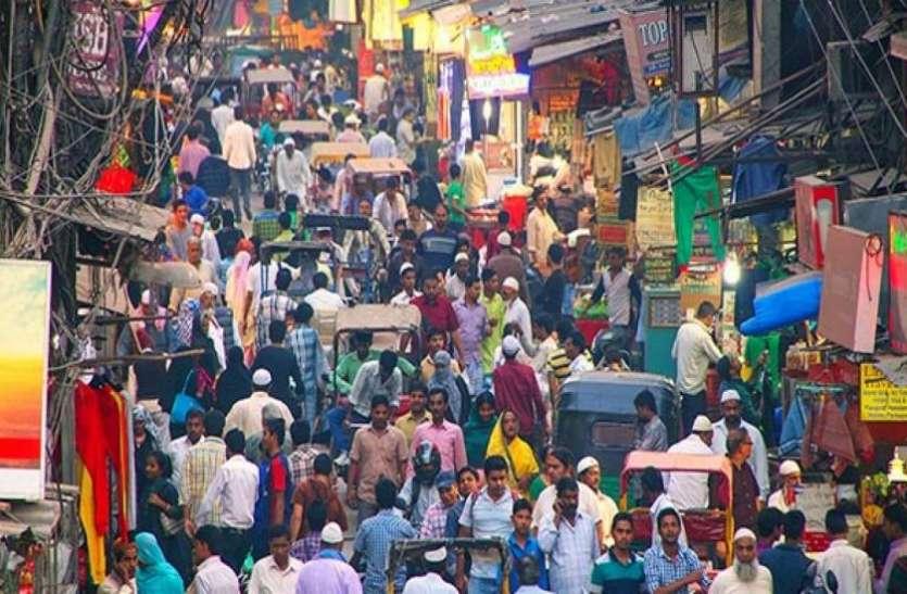 दिल्ली में 'अनलॉक' के बीच बाजारों में उमड़ रही भीड़ पर HC सख्त, कहा- बढ़ जाएगा तीसरी लहर का खतरा