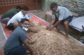 गंगा दशहरे पर घर-घर में हवन की तैयारी