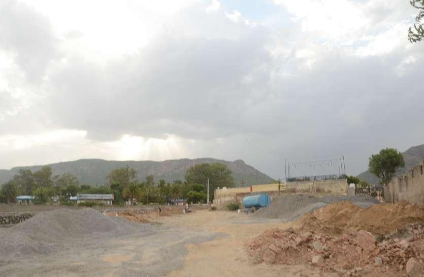Weather report: अजमेर में बादलों की जमघट, बरसात का इंतजार
