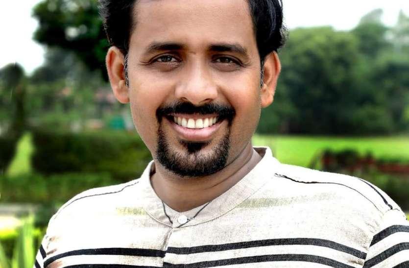 रायबरेली के कवि पंकज प्रसून को मिला 'उत्तर प्रदेश भाषा सम्मान-2020