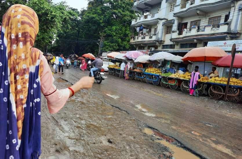 संघ प्रदेश दानह में जमकर हुई बरसात
