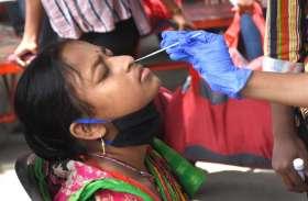 कर्नाटक में शनिवार को 5815 नए संक्रमित