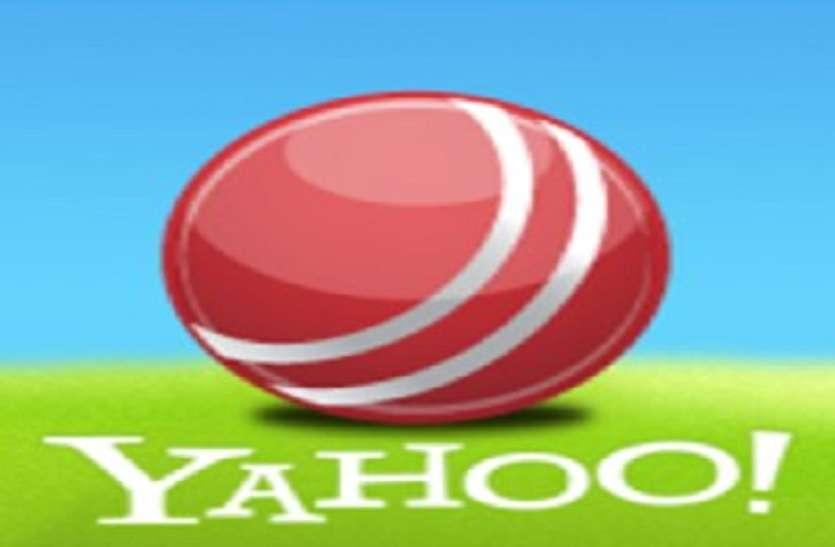 याहू ने क्रिकेट के लिए बनाया पहला सुपर एप