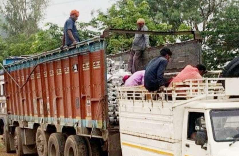 ट्रक मालिक ने पुणे भेजा गया 75 लाख का एल्युमिनियम 25 लाख में बेच दिया