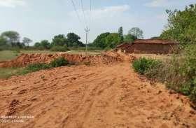 भूमि विवाद में अटका सड़क निर्माण, अब बारिश में आवागमन में होगी परेशानी