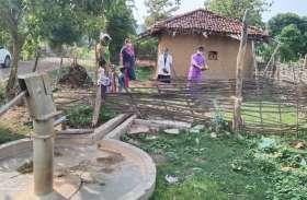 मलेरिया नियंत्रण के लिए घर-घर किया जा रहा है लार्वा सर्वे