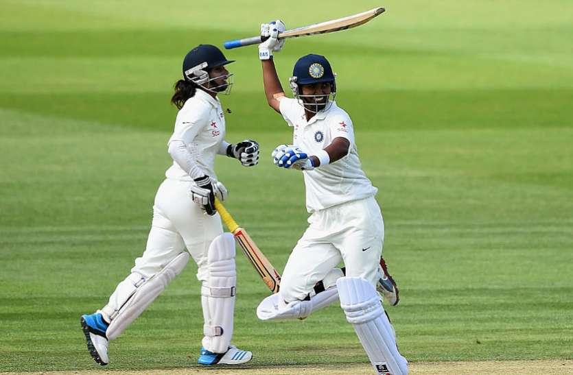 भारत-इंग्लैंड महिला टेस्ट ड्रॉ, डेब्यू टेस्ट में शेफाली को मिला 'मैन आफ द मैच'
