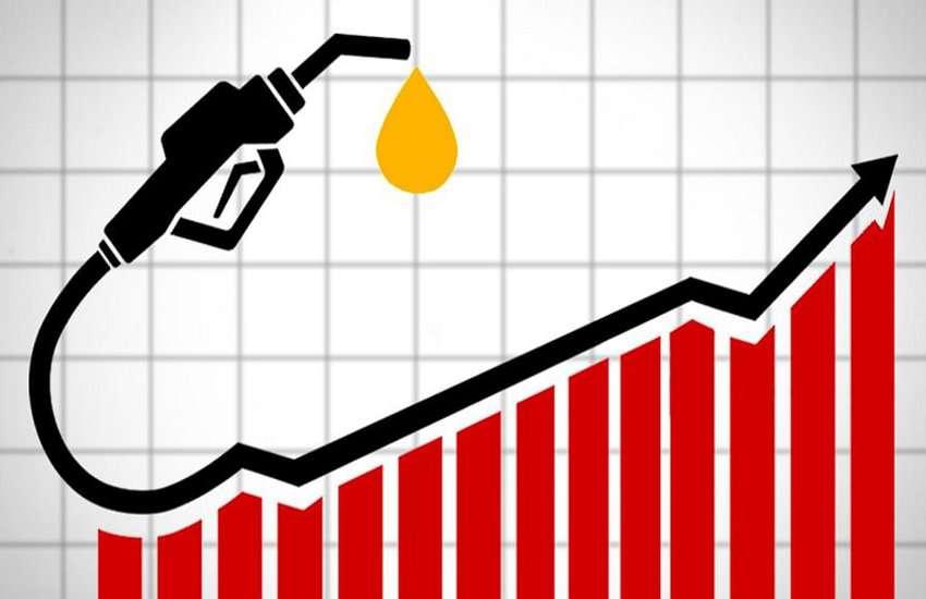 पेट्रोल व डीजल की कीमतें रेकॉर्ड स्तर पर, रायपुर में पेट्रोल और डीजल 95 रुपए के पार पहुंचा