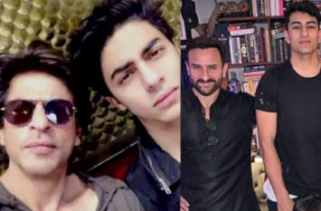 फादर्स डे: शाहरुख खान से लेकर सैफ अली खान तक, पिता की तरह दिखते हैं इन 5 बॉलीवुड स्टार्स के बेटे