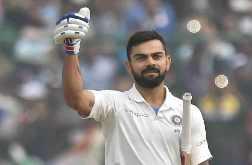 विराट कोहली के टेस्ट क्रिकेट में 10 साल पूरे, जानिए 10 बेमिसाल रिकॉर्ड