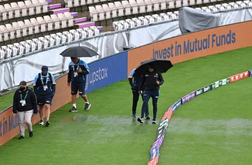 WTC Final: क्या तीसरे दिन भी मैच में बाधा बनेगी बारिश? जानिए कैसा है साउथैंप्टन का मौसम