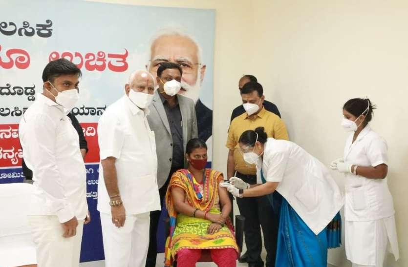कर्नाटक में साल के अंत तक हर पात्र नागरिक का होगा टीकाकरण: डॉ. के.सुधाकर