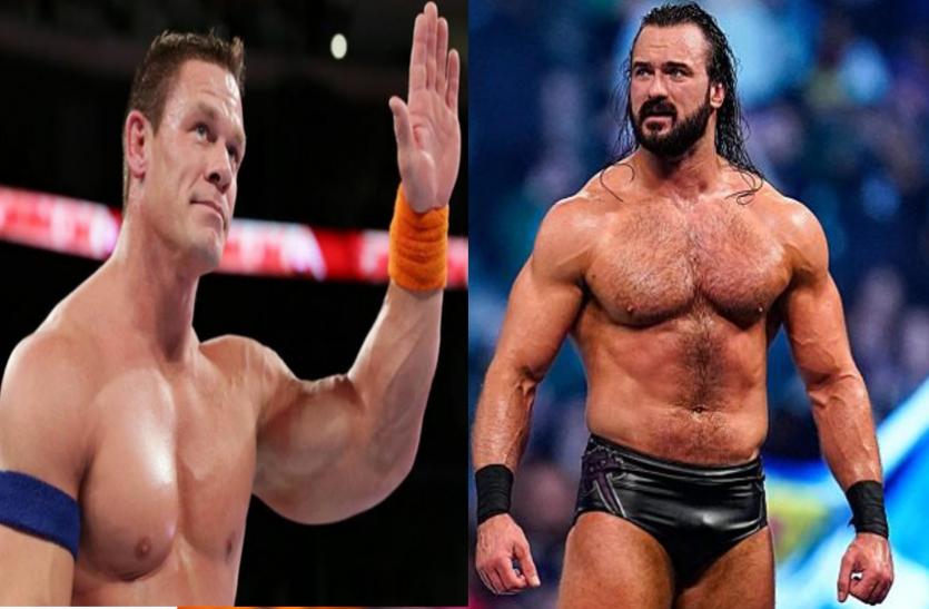 WWE सुपरस्टार ड्रू मैकइंटायर ने दी जॉन सीना को चुनौती, लड़ना चाहते हैं कॅरियर का सबसे बड़ा मैच