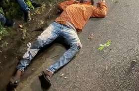 25 हजार के इनामी शार्प शूटर को पुलिस ने एनकाउंटर में गोली मारकर किया पस्त