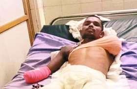 करंट ने छीन लिए कमाने वाले दोनों हाथ, परिवार पर टूटा दु:खों का पहाड़