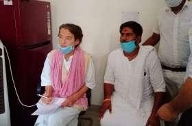 गौसेवा के लिए पद्मश्री से नवाजी गई जर्मनी की इरिना को मिल रही धमकी, यूपी पुलिस से लगाई मदद की गुहार