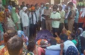 बिजनौर में बाढ़ के पानी में डूबने से 15 वर्षीय किशोर और 45 वर्षीय किसान की मौत