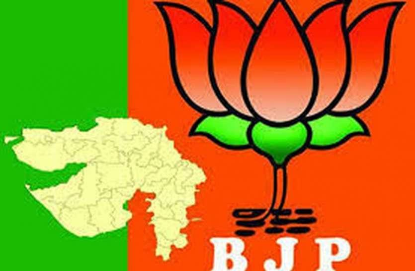 BJP MEWS: गुजरात से उत्तरप्रदेश पहुंचे कार्यकर्ता, बांट रहे हैं जीत का मूल मंत्र