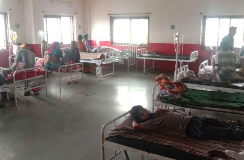 अस्पताल में 100 बेड़, डॉक्टर्स, स्टॉफ और संसाधन बढ़ाने के लिए लिखा पत्र