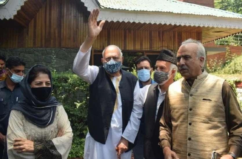 जम्मू-कश्मीर : पीएम मोदी की बैठक में शामिल होंगे अब्दुल्ला और मुफ्ती, कहा- उनके सामने रखेंगे अपना एजेंडा