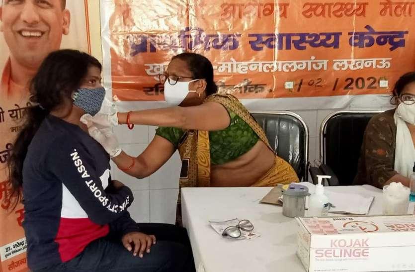 ग्रामीणों को टीकाकरण के प्रति जागरूक करने में जुटी चाइल्ड लाइन