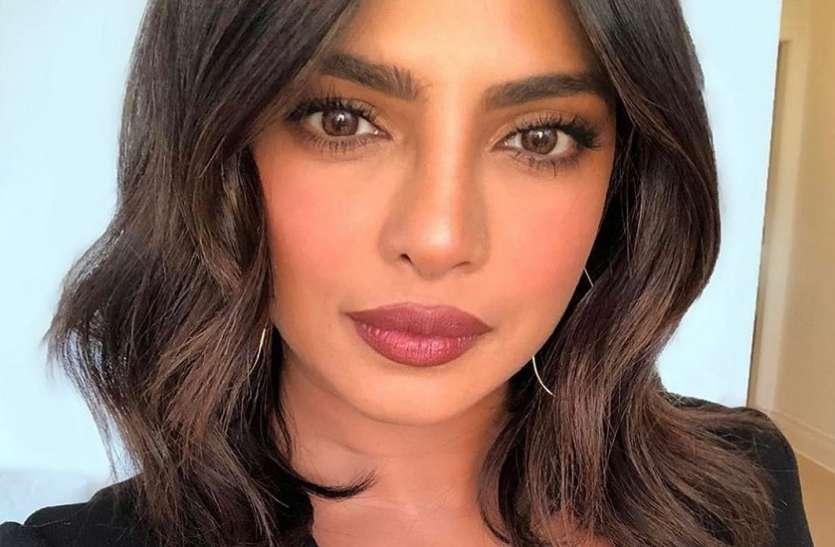 प्रियंका चोपड़ा ने सेलिब्रेट किया 'नेशनल सेल्फी डे', शेयर की अपनी खूबसूरत तस्वीर