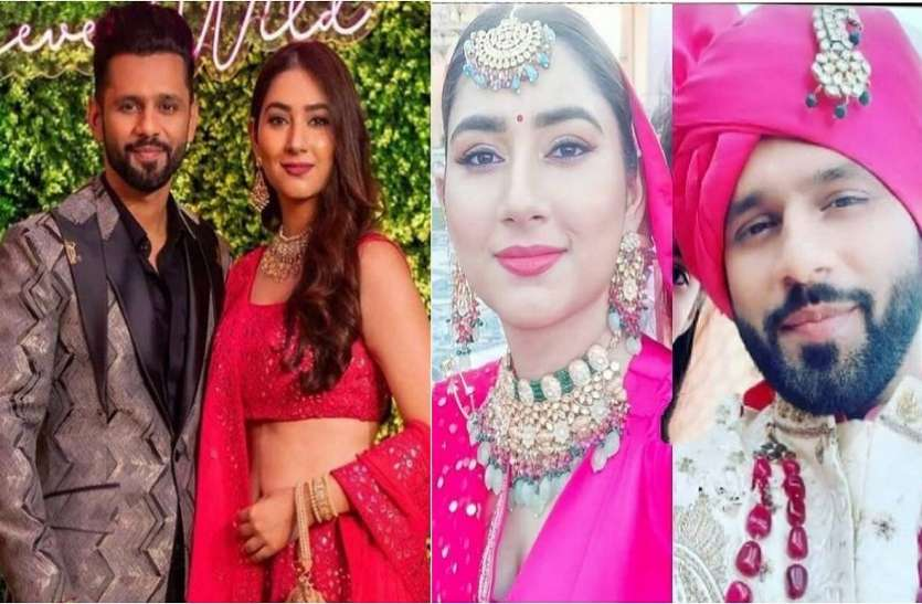 rahul vaidya talks about wedding plan with disha parmar