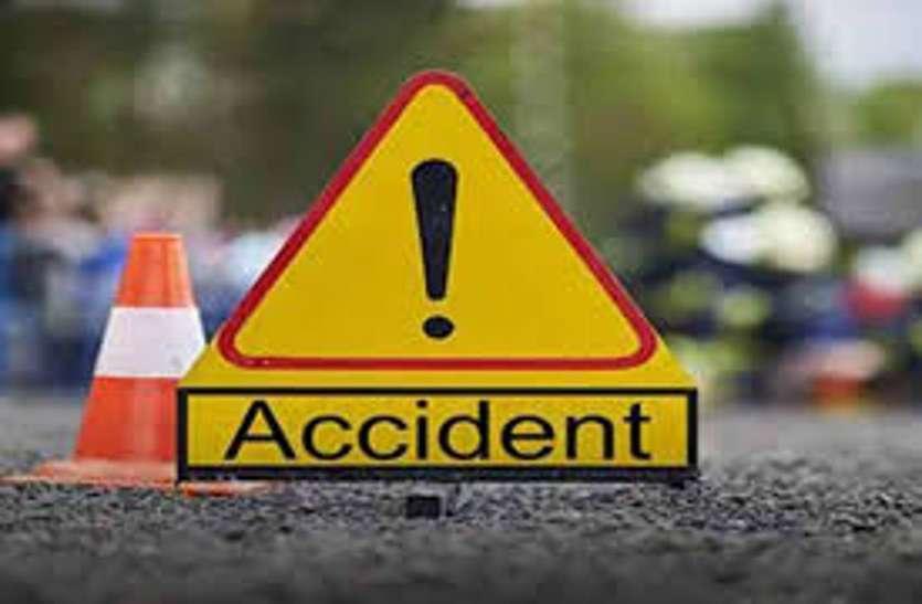 रायगढ़ में दर्दनाक सड़क हादसा: ट्रक ने पिकअप को मारी जोरदार टक्कर, हादसे में छह लोगों की मौत