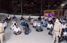 खुलेआम सड़कोंशराब पीने वालों की अब खैर नहीं, सबक सिखाने को शुरू हुआ विशेष अभियान