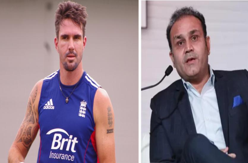 WTC Final: आईसीसी पर भड़के पीटरसन तो वीरेन्द्र सहवाग ने मजाकिया अंदाज में कसा तंज