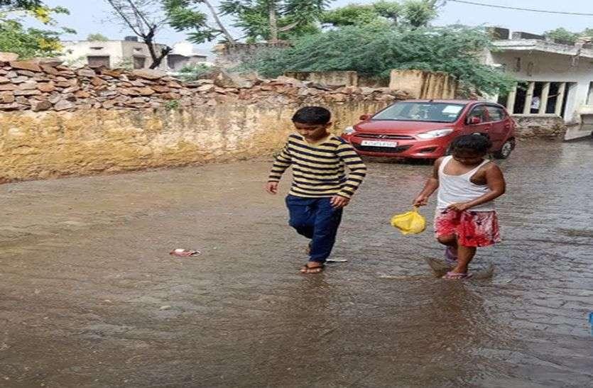 राजस्थान के 20 जिलों में आज बरसात का अलर्ट