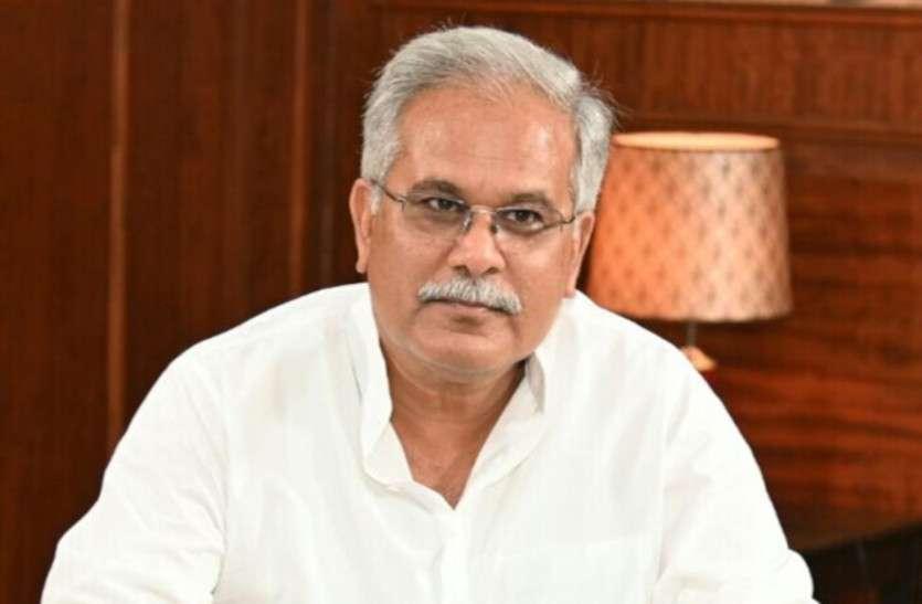 CM भूपेश ने लोगों से टीका लगवाने की अपील की, कहा - अब भी सचेत नहीं हुए तो तीसरी लहर को रोका नहीं जा सकेगा