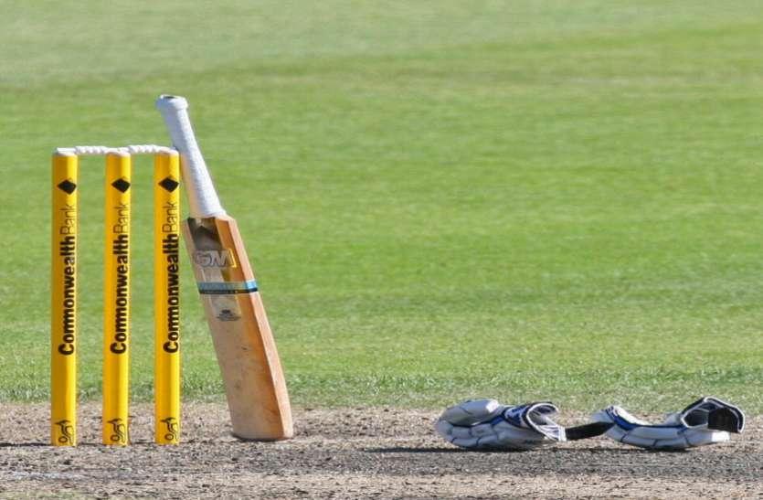 जिला क्रिकेट संघ की संविधान संशोधन पर बैठक आज