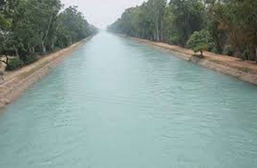 शेयर बढ़ाने पर भी राजस्थान में नहीं टला सिंचाई पानी का संकट