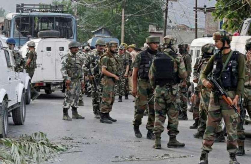 जम्मू-कश्मीर: पीएम मोदी की सर्वदलीय बैठक से पहले 24 घंटे में तीसरी बार आतंकी हमला