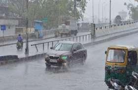 बूंदी में एक घंटे में 15 एमएम बारिश