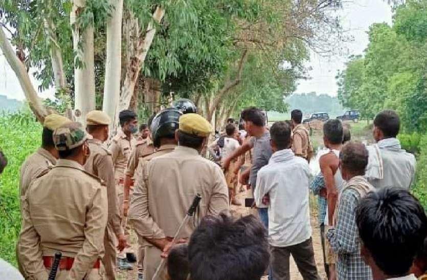 सीतापुर में लड़के की हत्या कर फेंका शव, जमीनी विवाद में तीन लोगों पर लगा आरोप
