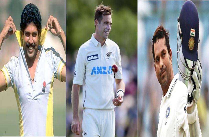 टेस्ट क्रिकेट में सिक्स लगाने के मामले में टिम साऊदी ने सचिन, कपिल देव जैसे दिग्गजों को भी छोड़ा पीछे