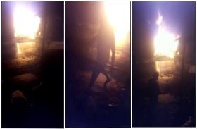 छिंदवाड़ा के गांधी गंज इलाके की दुकान में लगी आग, लाखों का माल जलकर खाक, देखें वीडियो